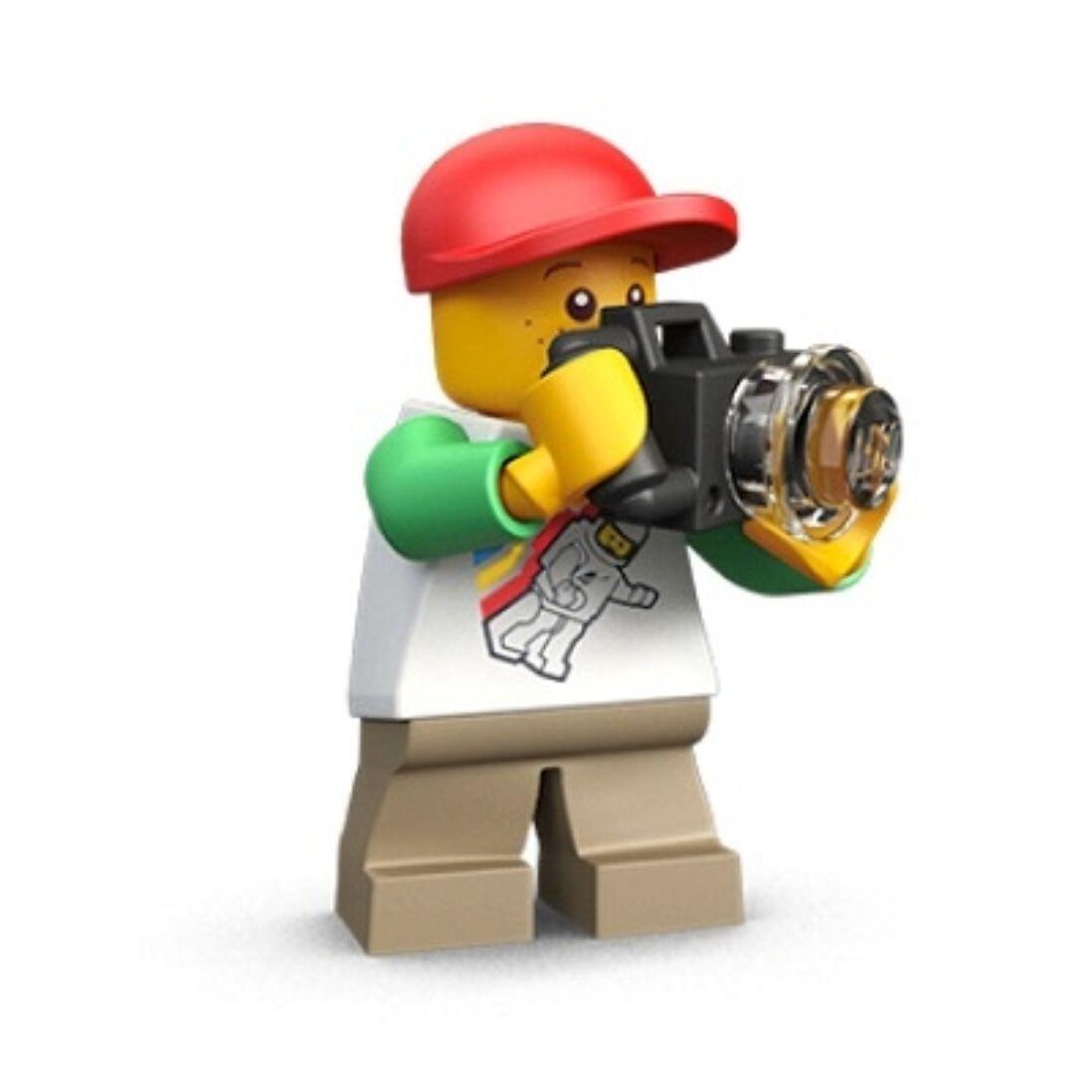LEGO Vidámparki hullámvasút 41130