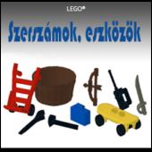 LEGO Szerszámok, eszközök