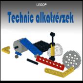 LEGO Technic alkatrészek