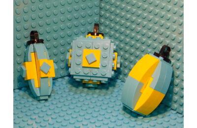 LEGO Karácsonyfadísz 6