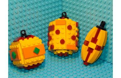 LEGO Karácsonyfadísz 29