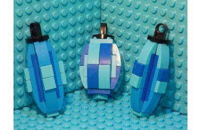 LEGO Karácsonyfadísz 33