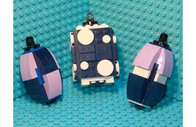 LEGO Karácsonyfadísz 36