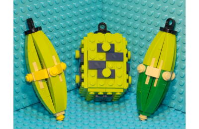 LEGO Karácsonyfadísz 39