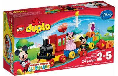 Mickey és Minnie születésnapi parádéja