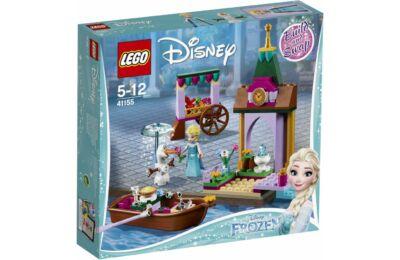 Elsa piaci kalandja