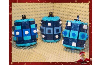 LEGO Karácsonyfadísz 17