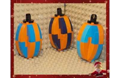 LEGO Karácsonyfadísz 18