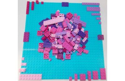 LEGO Szett - Csajos színek