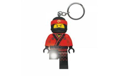 LEGO Ninjago Kai világító kulcstartó figura