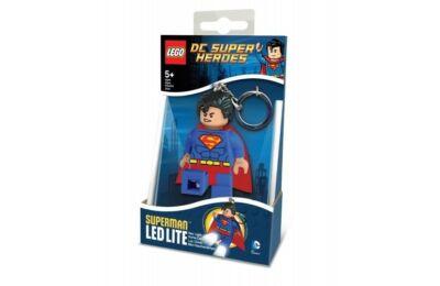 LEGO Super Heroes világító kulcstartó figura