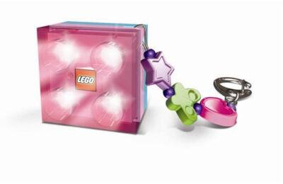 LEGO Friends világító kulcstartó kocka