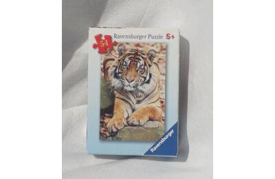 Puzzle mini - tigris
