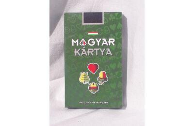 Magyar kártya - zöld