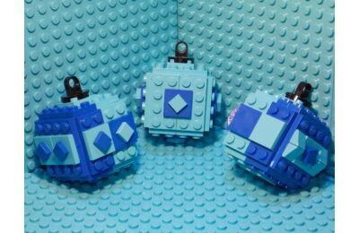LEGO Karácsonyfadísz 8