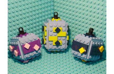 LEGO Karácsonyfadísz 20