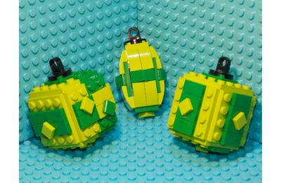 LEGO Karácsonyfadísz 27
