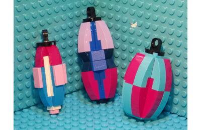 LEGO Karácsonyfadísz 35