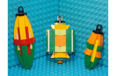 LEGO Karácsonyfadísz 40