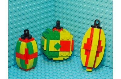 LEGO Karácsonyfadísz 41