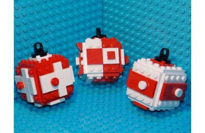 LEGO Karácsonyfadísz 42