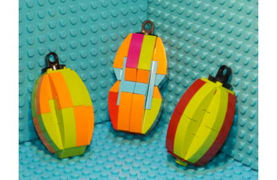 LEGO Karácsonyfadísz 44