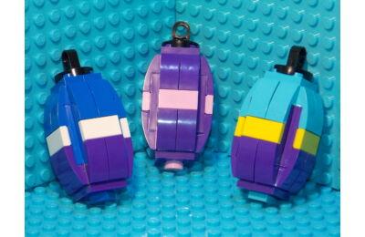 LEGO Karácsonyfadísz 45