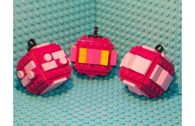 LEGO Karácsonyfadísz 48