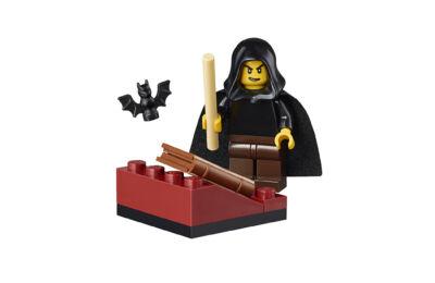 LEGO minifigura - Varázsló