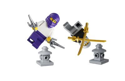 LEGO minifigura - Nindzsák