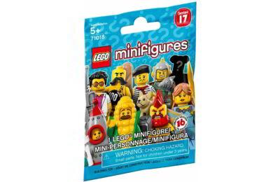 Gyűjthető Minifigurák - 17. sorozat