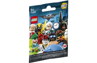 LEGO minifigura Batman Movie 2.