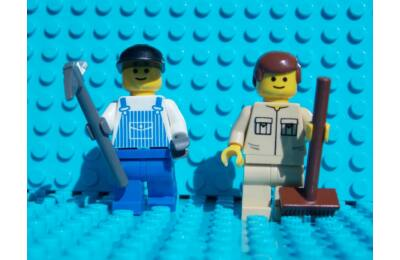 LEGO minifigura 9247_3 szett