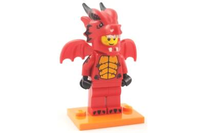 LEGO minifigura - Sárkányfiú