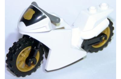 LEGO motor, csillag mintával