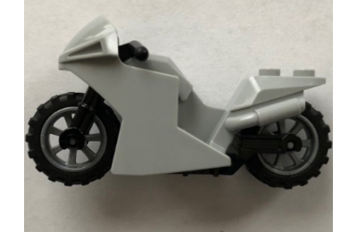 LEGO motorkerékpár
