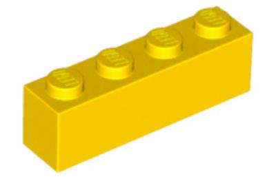 LEGO kocka 1x4
