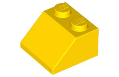LEGO tető/lejtő 45 2 x 2