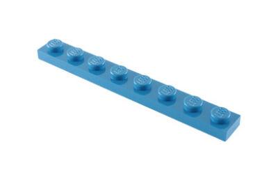LEGO alaplap 1 x 8