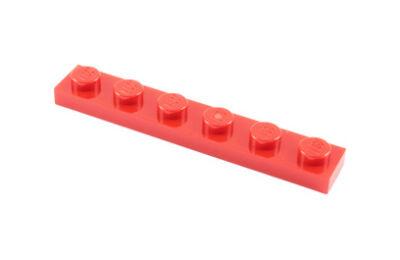 LEGO alaplap 1 x 6