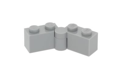 LEGO zsanér kocka 1 x 4 forgatható - komplett