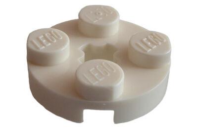 LEGO kerek alaplap 2 x 2 tengelyfurattal