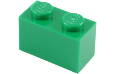 LEGO kocka 1x2