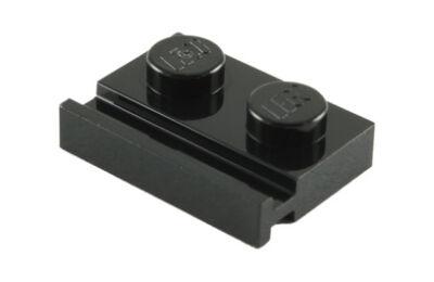 LEGO alaplap, Módosított, 1 x 2 ajtósínnel