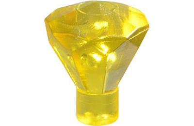 LEGO kristály, 1 x 1, csiszolt ékszerkő