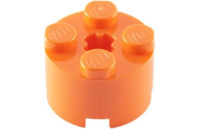 LEGO kocka, henger, 2 x 2