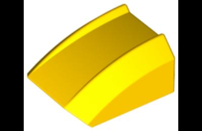LEGO tető, íves 2 x 2