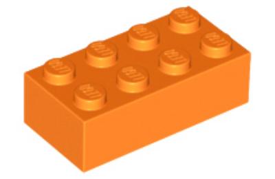 LEGO kocka 2 X 4