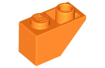 LEGO tető/lejtő inverz 45 2 x 1
