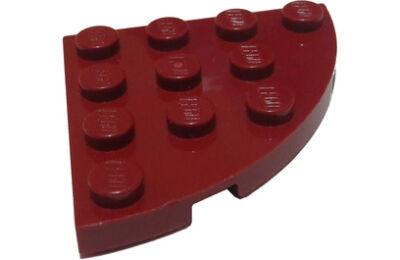 LEGO Alaplap, kerek sarok 4 x 4, íves